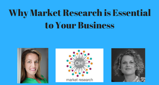 Why Market Research is Essential to Your Business